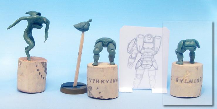 Misc Gaming Miniatures