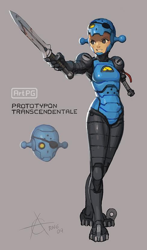 Prototypon Transcendentale
