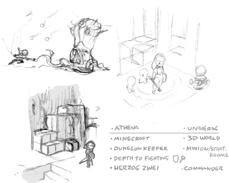 Athena gameplay ideas
