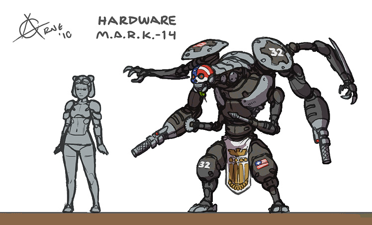 Hardware M.A.R.K. 13/14