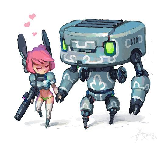Annabelle robot