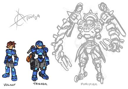 Megaman Legends Project