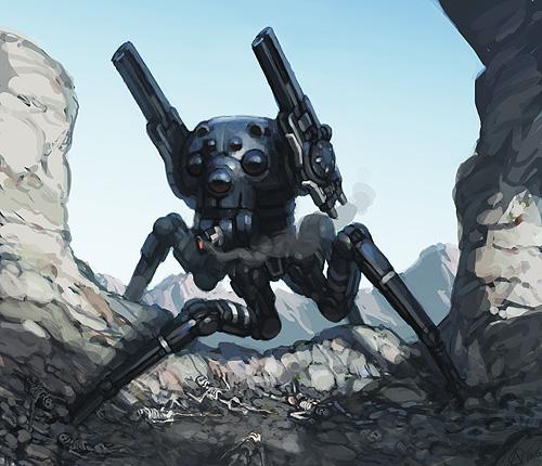 Rifts Spider