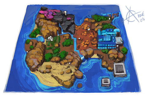 Bomber queen game world bomber queen world map gumiabroncs Image collections