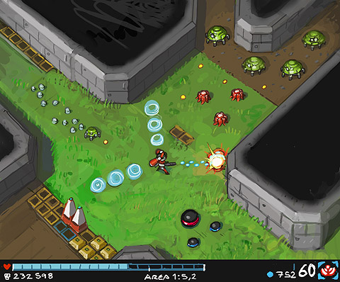 Psg guardian legend this first mock up gives some idea of how the exploration gameplay may look if done in a manner true to the original game gumiabroncs Choice Image